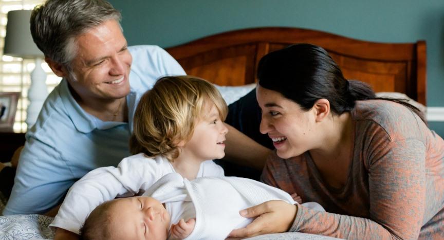 Choroby, którymi możesz zarazić się od dziecka: ospa wietrzna